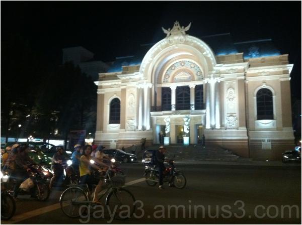 Architecture of Saigon