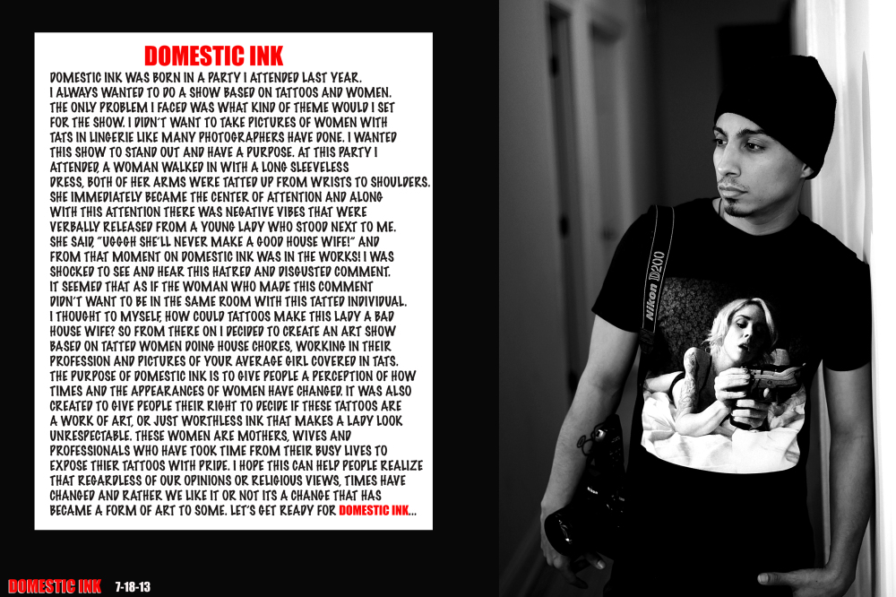Domestic Ink