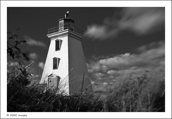 Cape Egmont Light