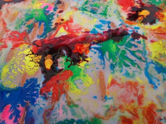 Ink marbling (2)