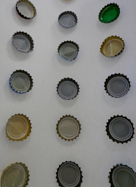 Bottle cap walkway (2)