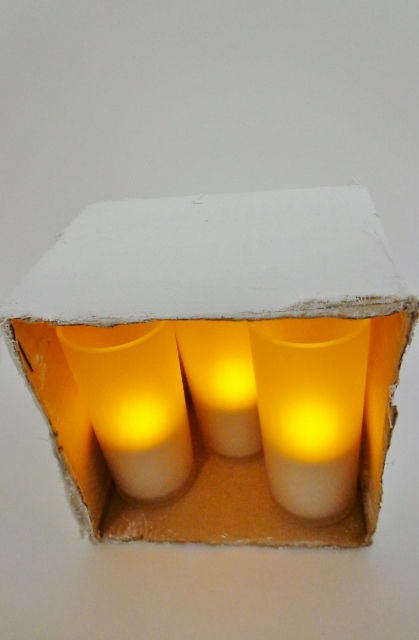 Lights in a box