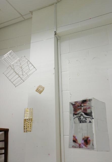 Hanging boxes
