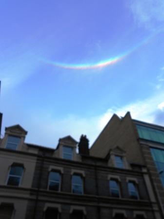 Wednesday's Rainbow Smile