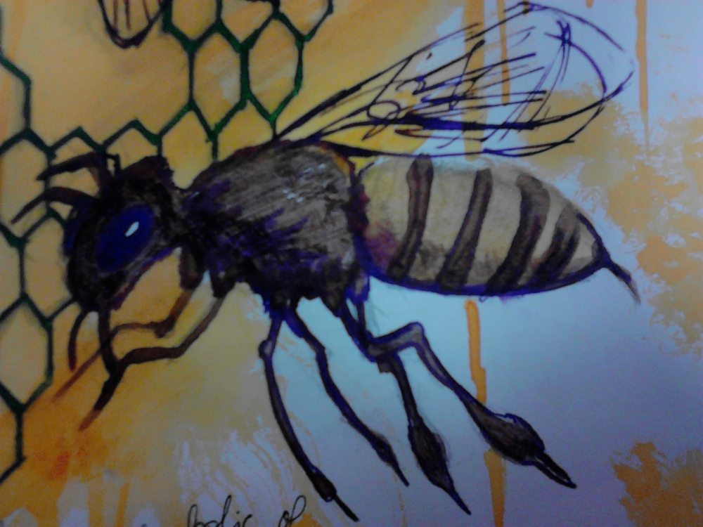 the Bee page