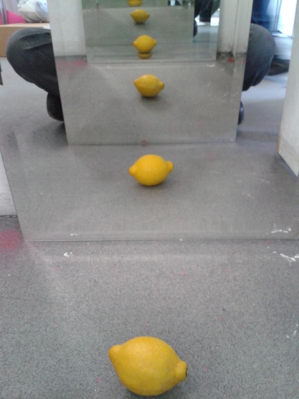 Lemons and Mirrors.