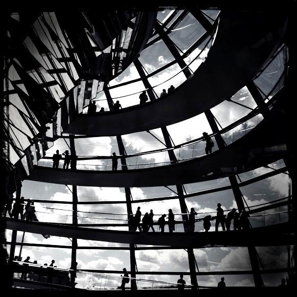 Sous le ciel de Berlin