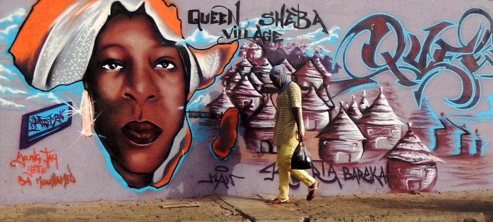 Queen Africa