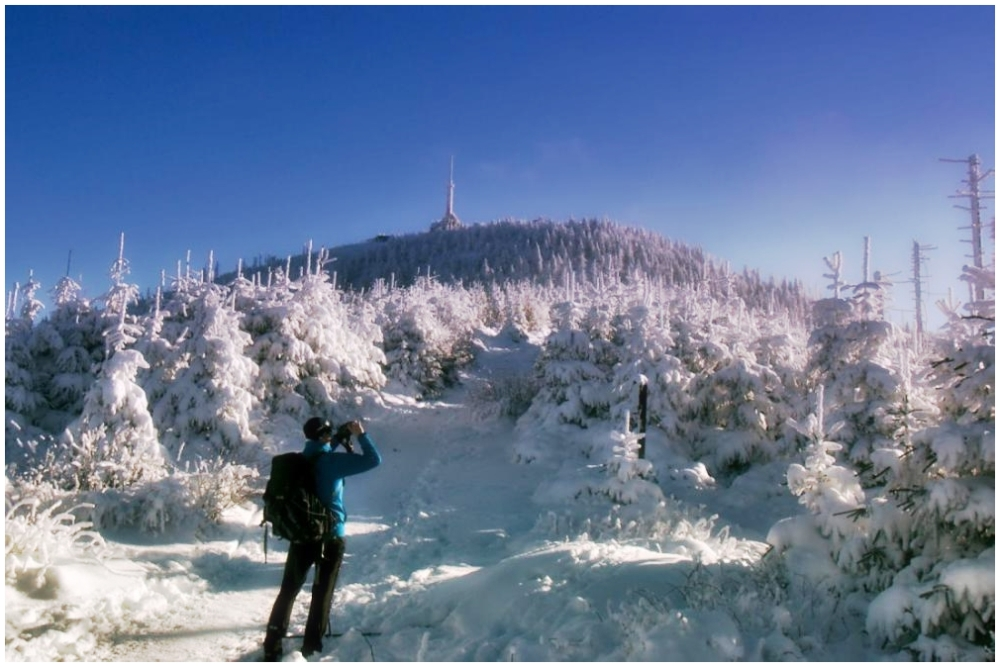 Fairytale mountain