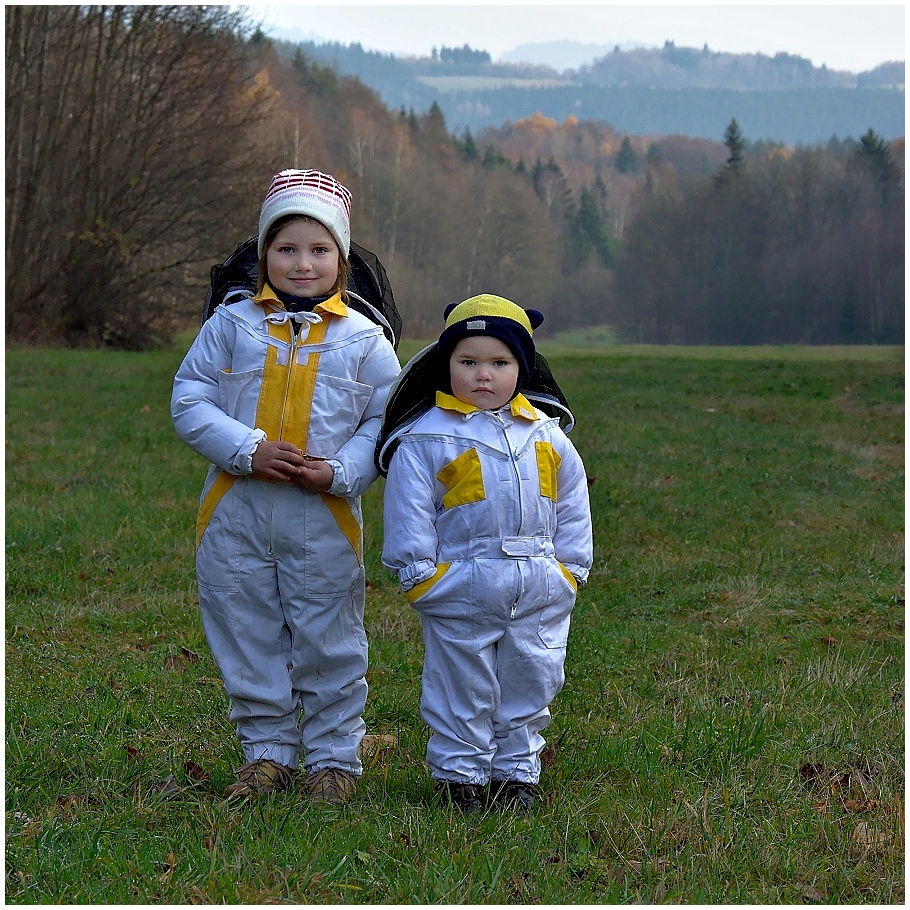 little beekeepers