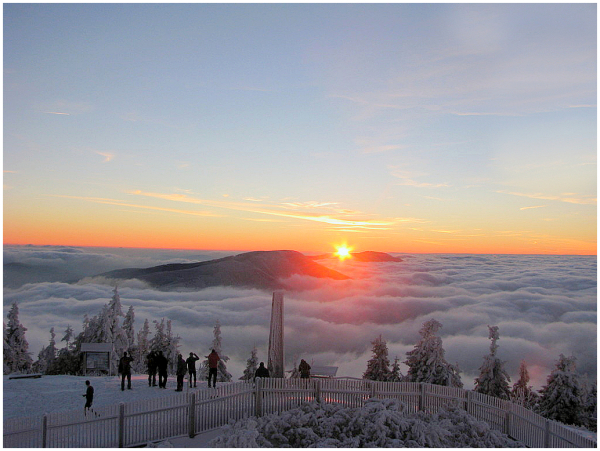 above the clouds III