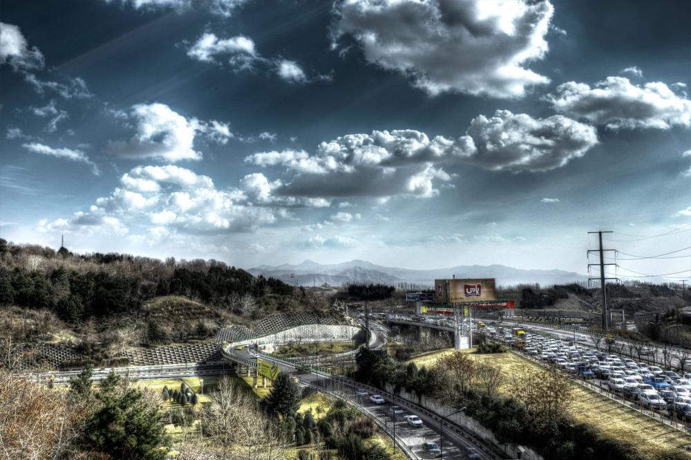 Traffic Vs. Clouds