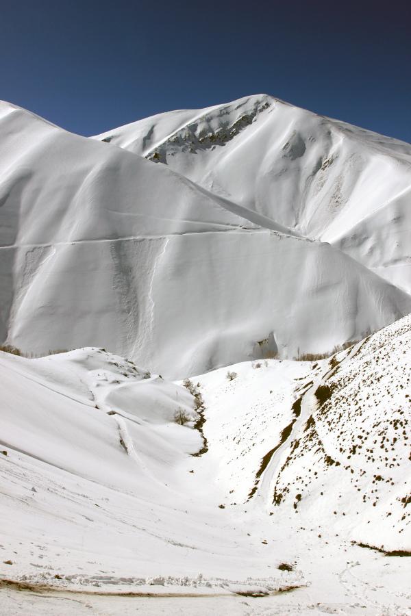 Cold Mountain!