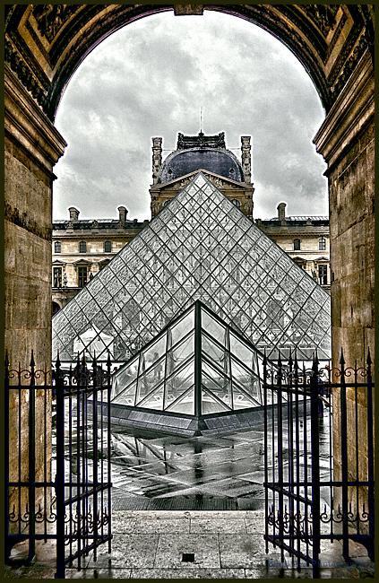 The Louvre Blues