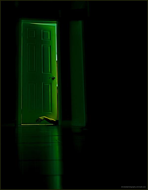 Beyond the Green Door