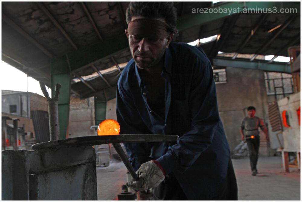 glass casting workshops