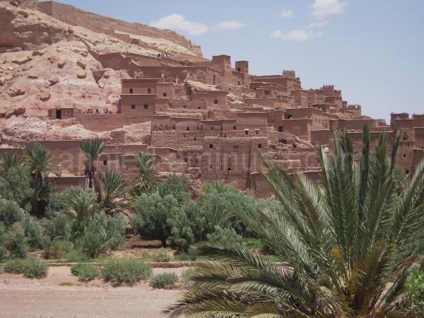 Casbah d'Aït Ben Haddou (Maroc)