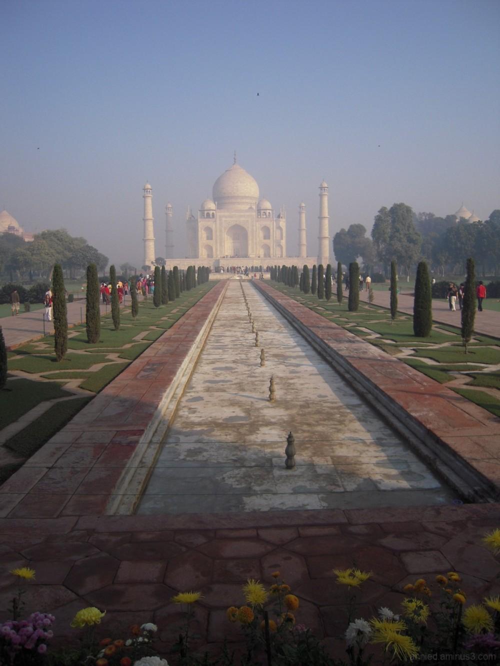 Taj Mahal - Agra (Rajasthan)