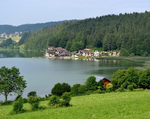 Port Titi (Lac St Point - Franche Comté)
