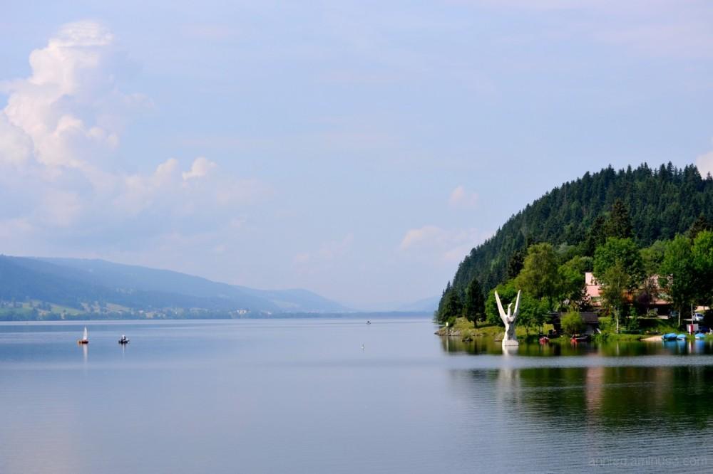 Lac de Joux (Suisse)