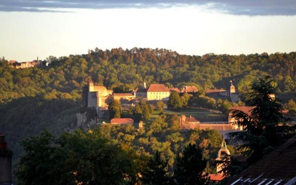Citadelle de Vauban (Besançon - Franche-Comté)