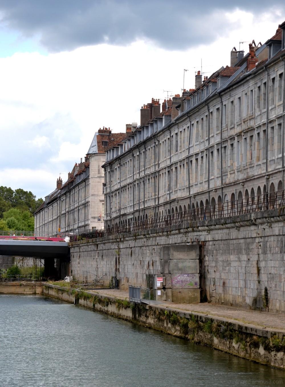Promenade sur le Doubs à Besançon (7)