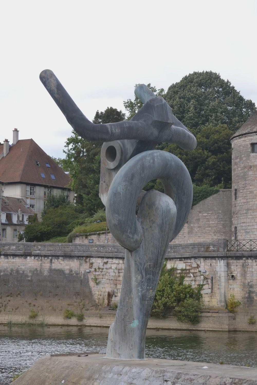 Promenade sur le Doubs à Besançon (8)