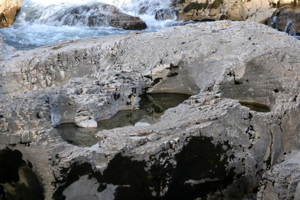 Cascades du Sautadet à La Roque sur Cèze (Gard) 3