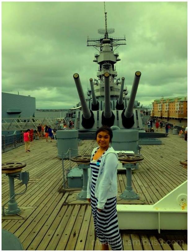 battle ship, ashley