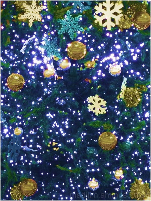 seasonal glitter