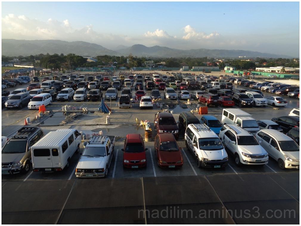 not a traffic jam