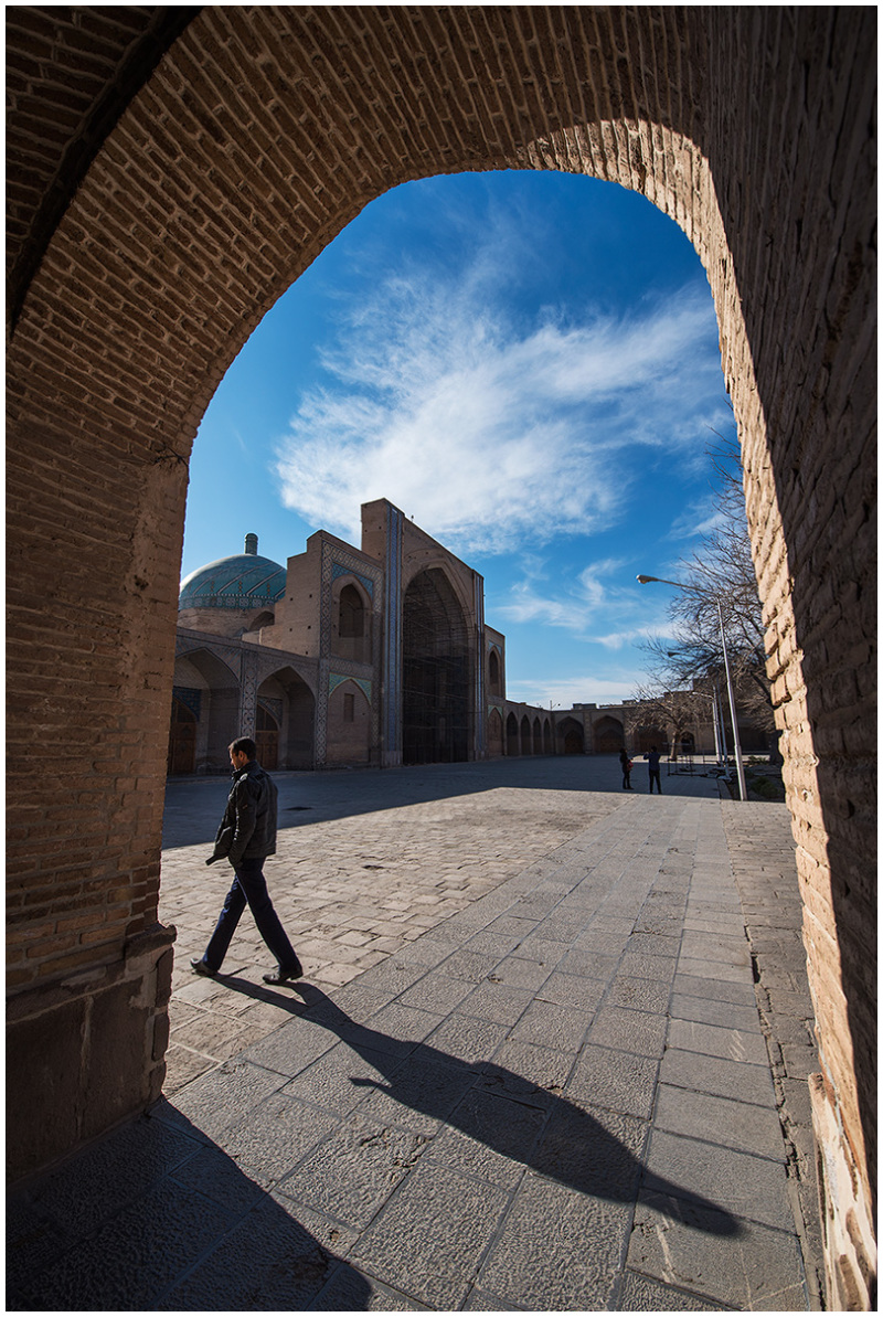 Iranian ancient architecture