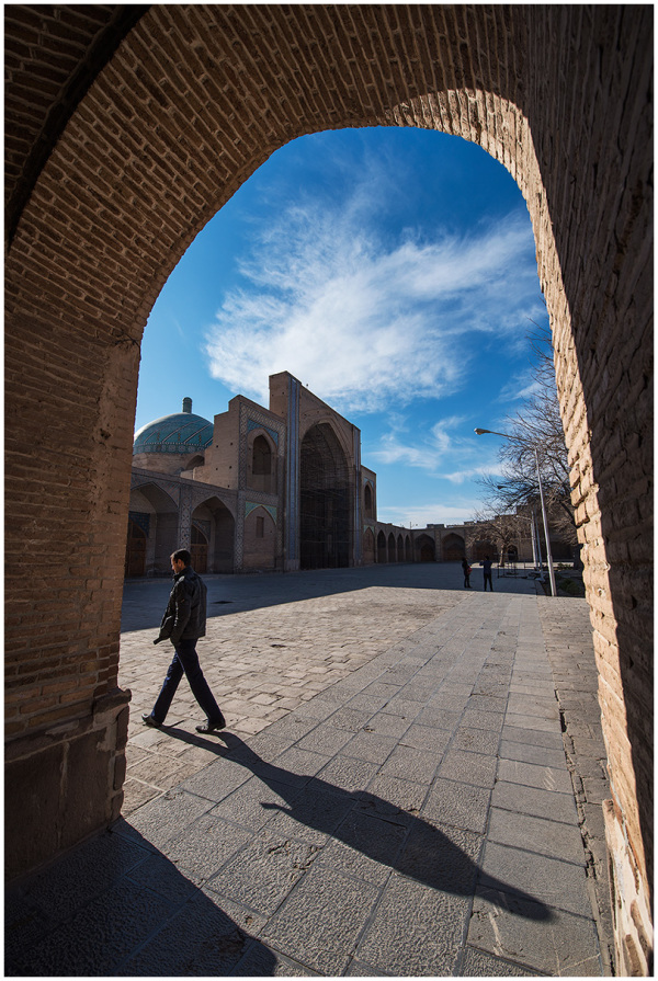 Iranian ancient architecture
