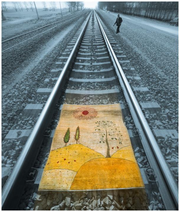rail rug of Solomon