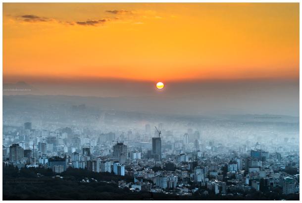 Autmn sunrise