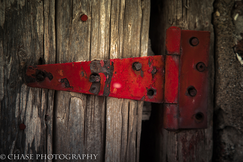 The Red Hinge