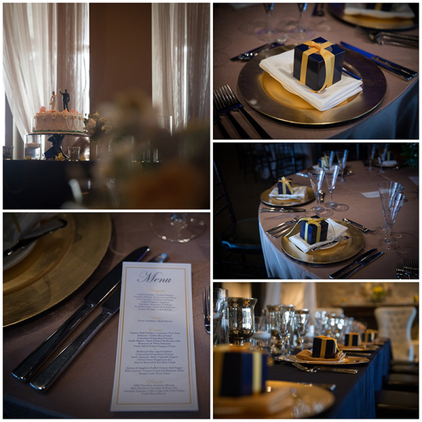 Palais Royale Toronto wedding