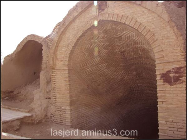 آب انبار قدیمی روستای لاسجرد