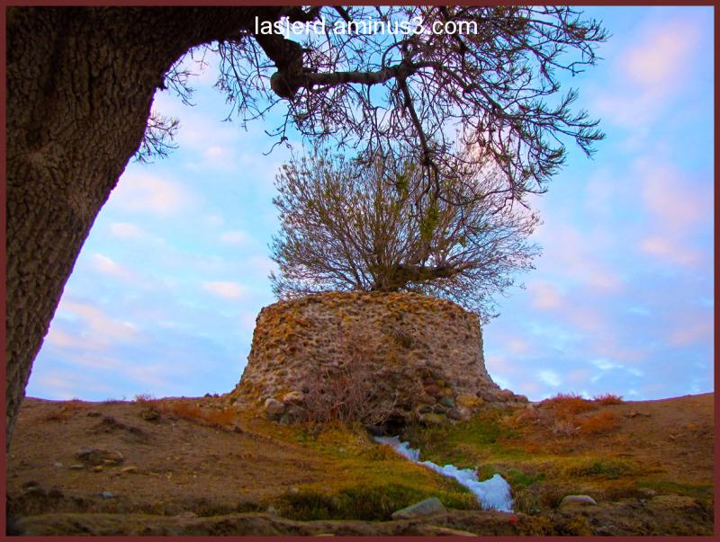 آسیاب آبی روستای لاسجرد
