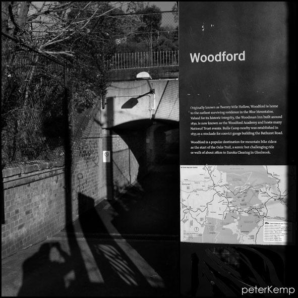 local stroll [Woodford] six