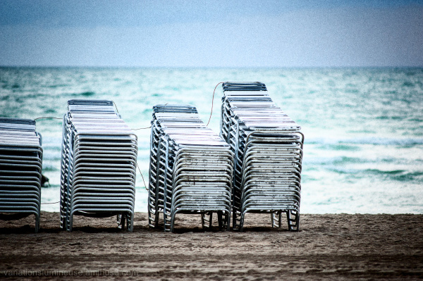 Seascape. Miami Beach, Florida.