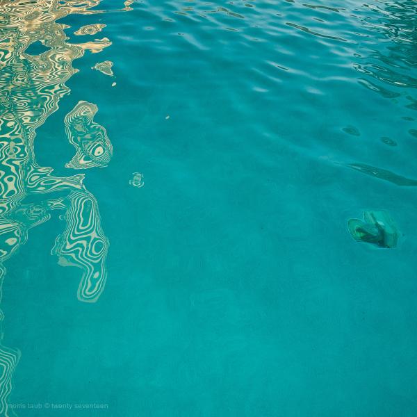 Swimming pool, Miami Beach, Florida.