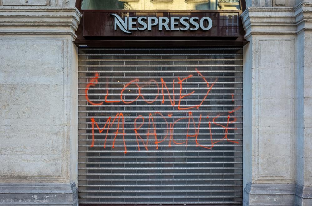 Clooney and Nespresso.