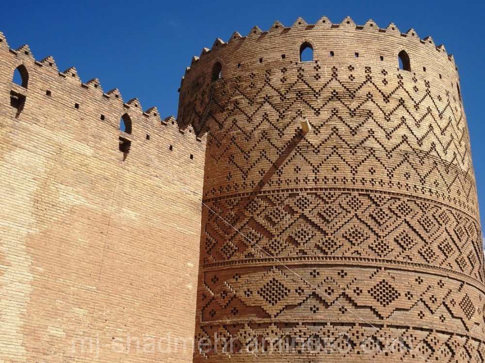 ارگ کریمخانی - شیراز