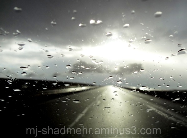 نم نم بارون تو خیابون خیس