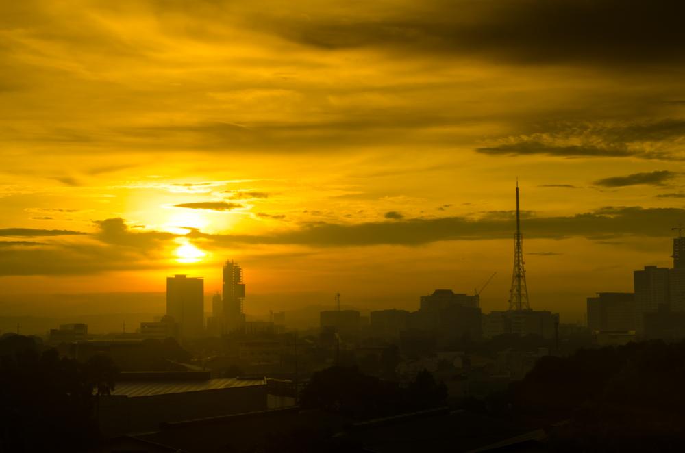 Watchtower Philippines Golden Hour 1
