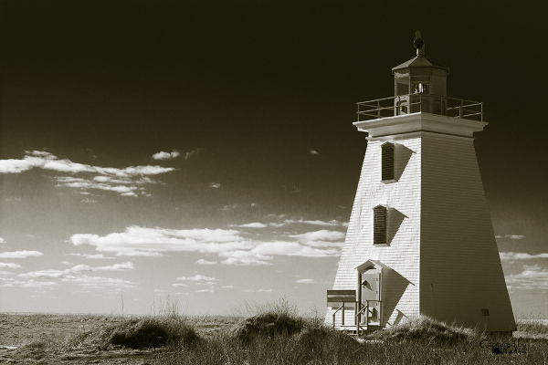 Cape Egmont Lighthouse, PEI
