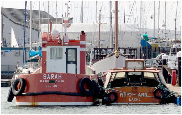 Sarah and Mary-Ann