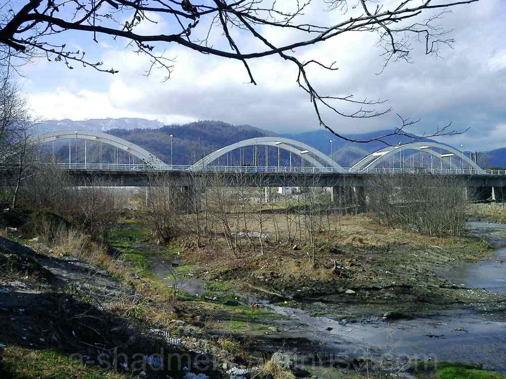 پل زیبای چابکسر
