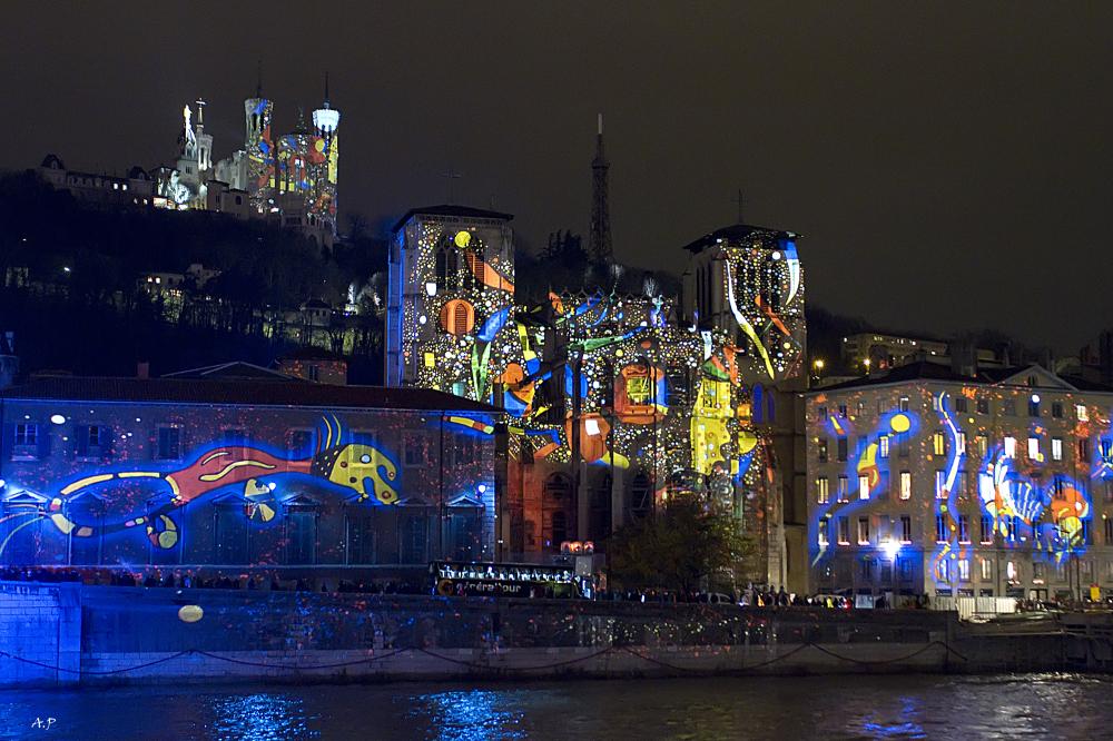 Lyon en pleine lumière